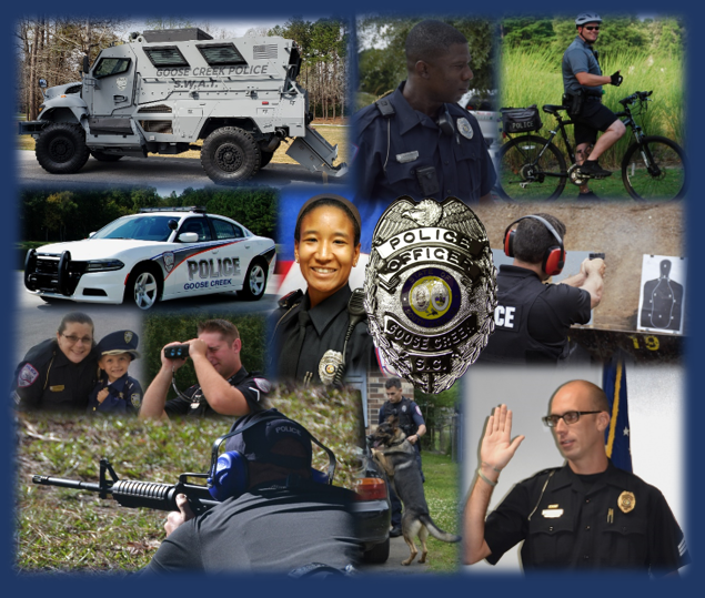 Police Officer Recruiting | goosecreek