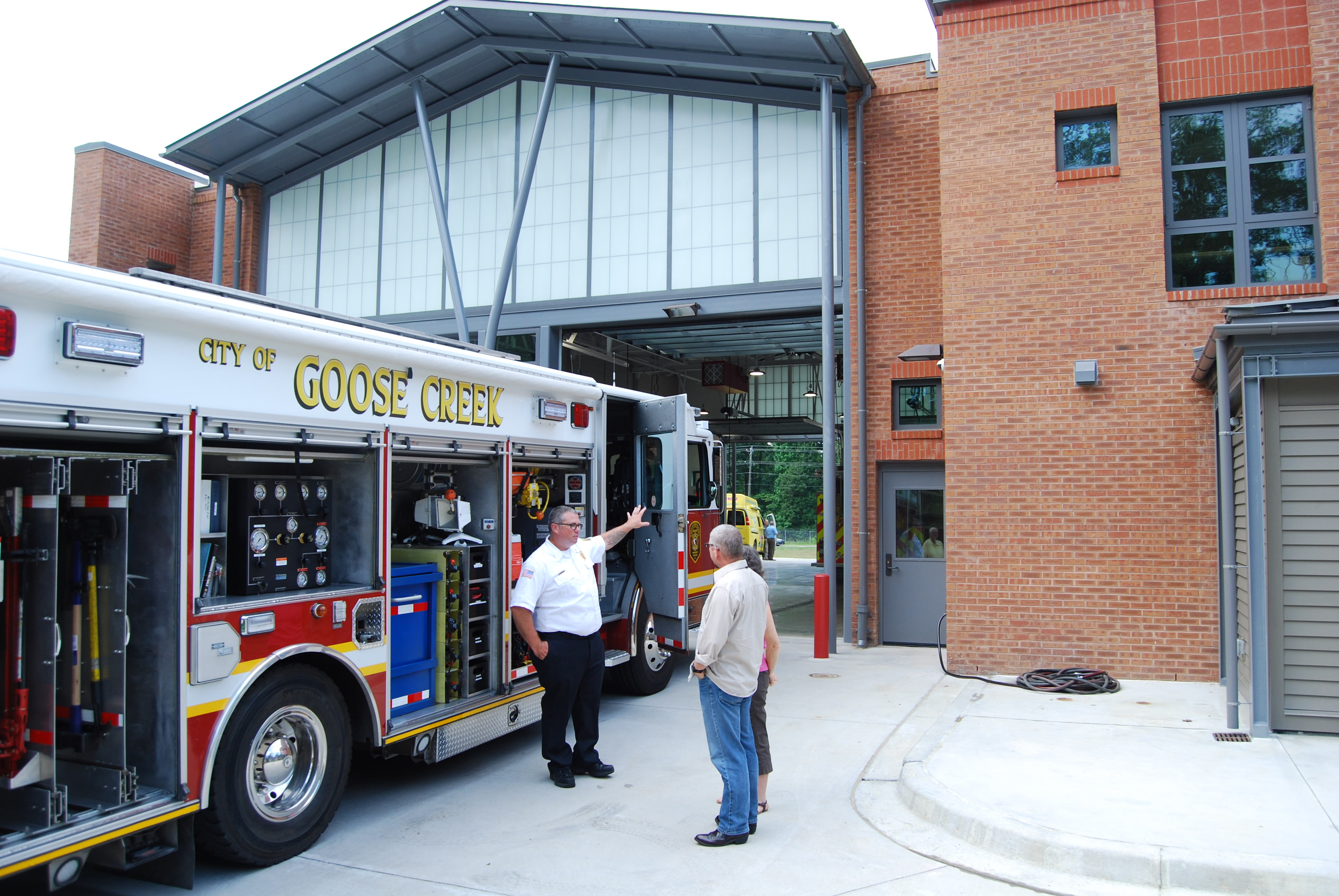 Fire Station 3 open house
