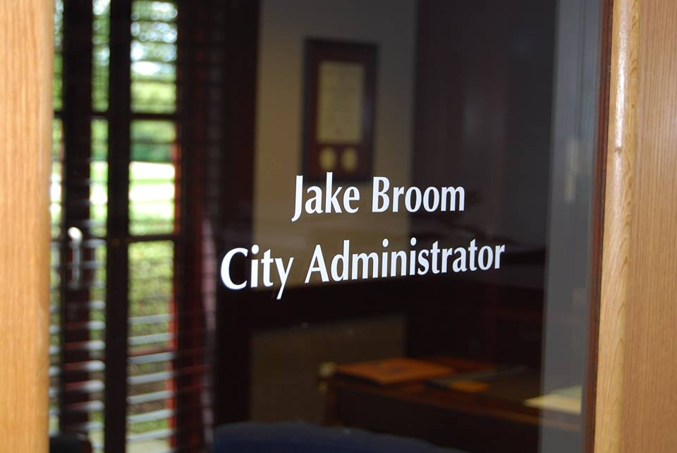Jake Broom office