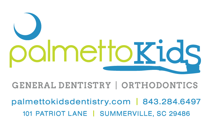 Palmetto Kids Dentistry Logo